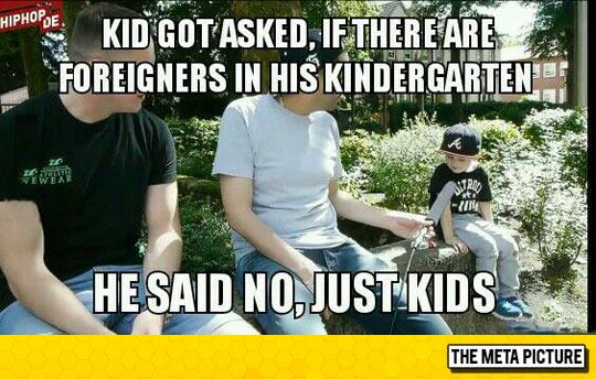 cute-kid-sitting-bench-park