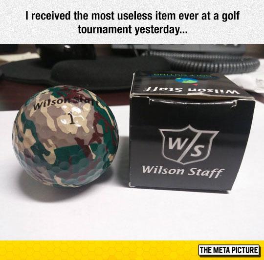 Golf In Hard Mode