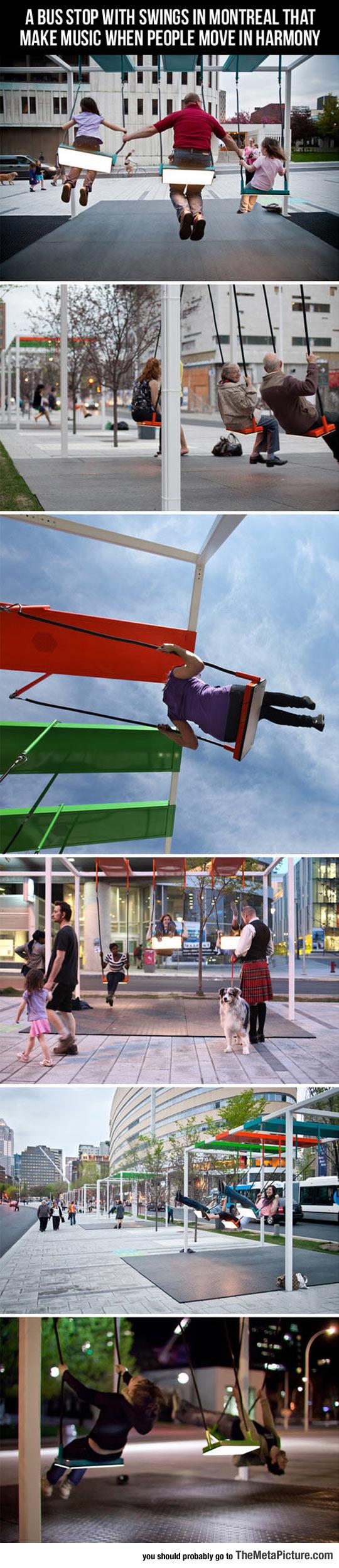 cool-bus-stop-swings-Canada