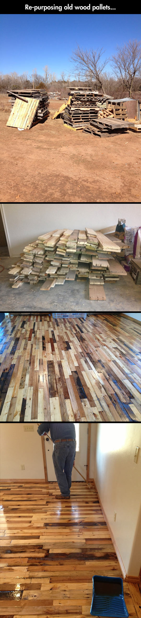 Old Woods Pallets