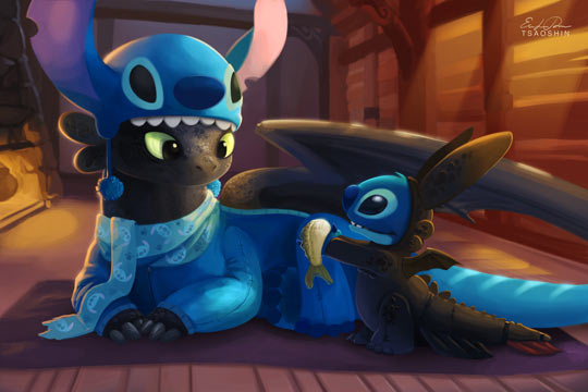 funny-stitch-toothless-costumes