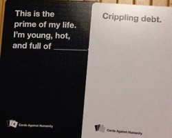 Cards Against Humanity Gets It Right