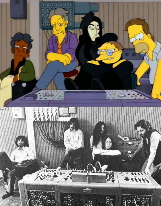Best Real Life Moment Translated In The Simpsons