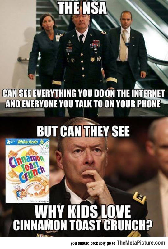 What Now, NSA?