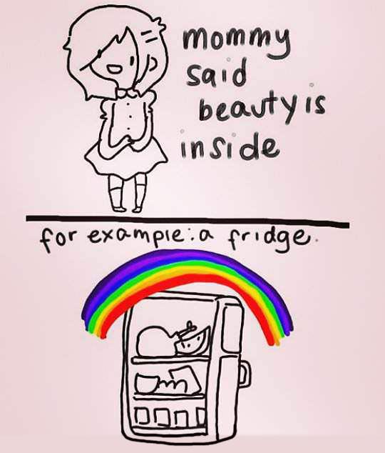 Beauty Is Inside