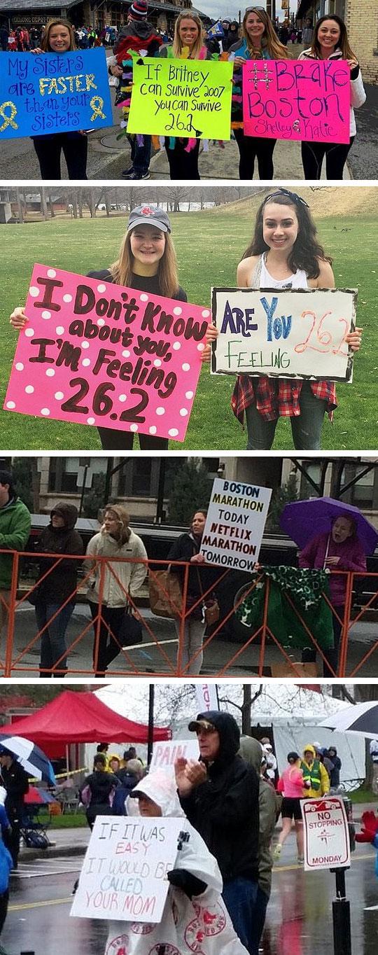 cool-Boston-marathon-crowd-signs