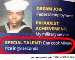 Special Talent