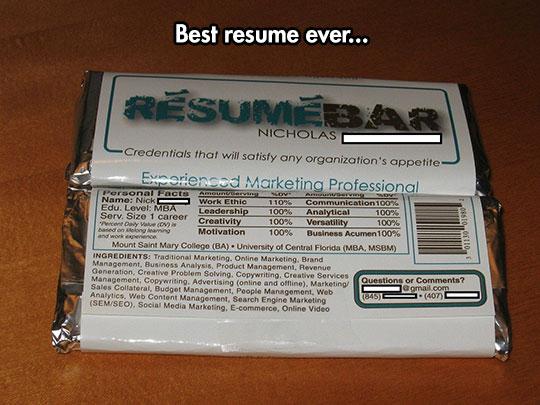 cool-resume-chocolate-bar-marketing
