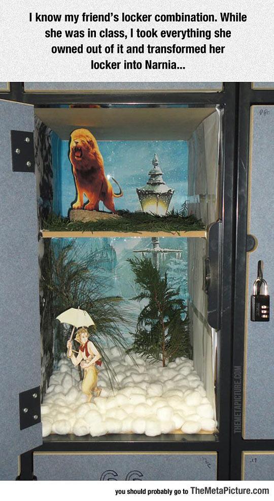 Narnia Locker
