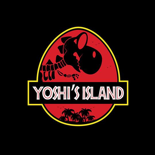 Jurassic Yoshi