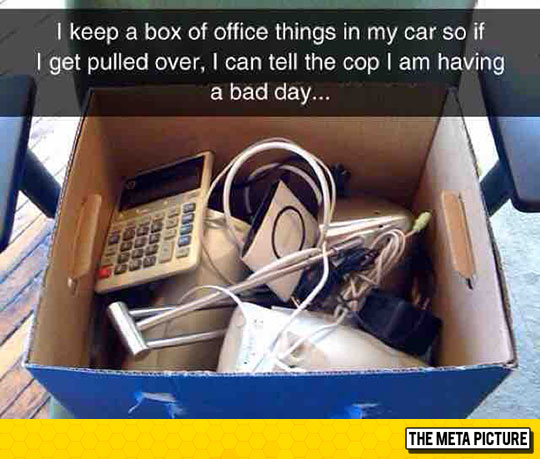 funny-car-box-office-supplies-cop