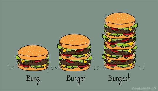Burger Explained