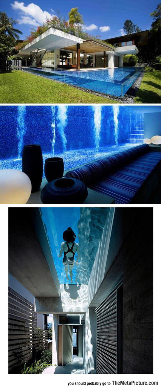 cool-house-pool-design-water