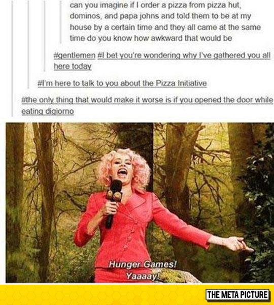 The Pizza Initiative