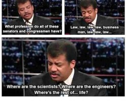 Neil Degrasse Tyson Makes A Good Point