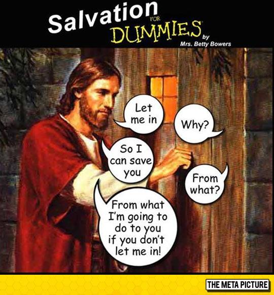 Let Jesus In