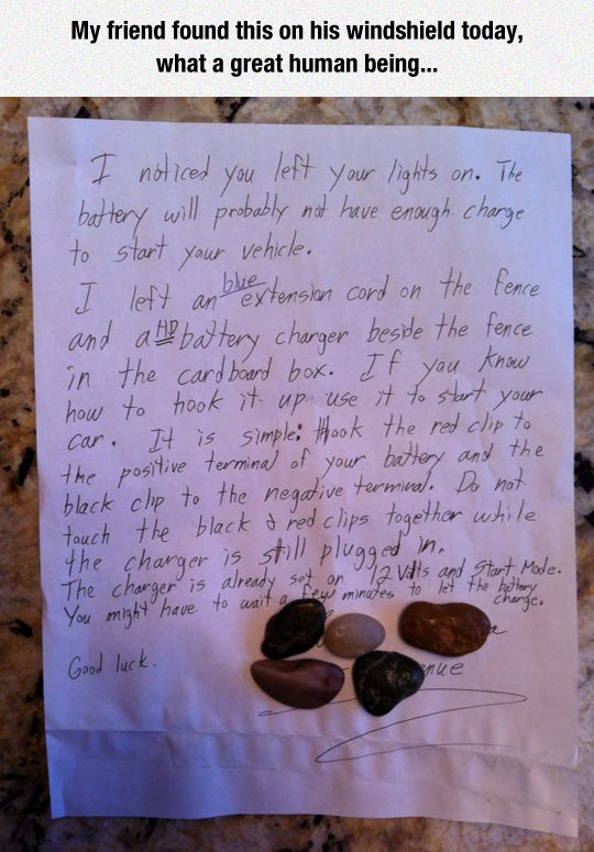 funny-car-lights-battery-help-note