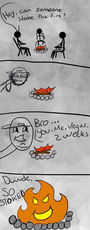 funny-fire-camp-friends-stoke-comic