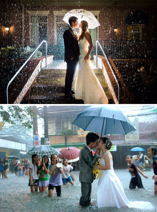 funny-wedding-photograph-raining-staged