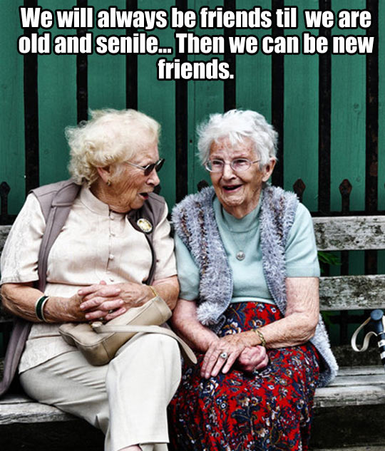 funny old ladies images we ll always be friends 8762