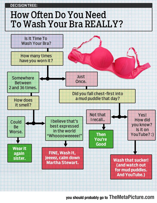 How Often And How You Have to Wash Your Bra?